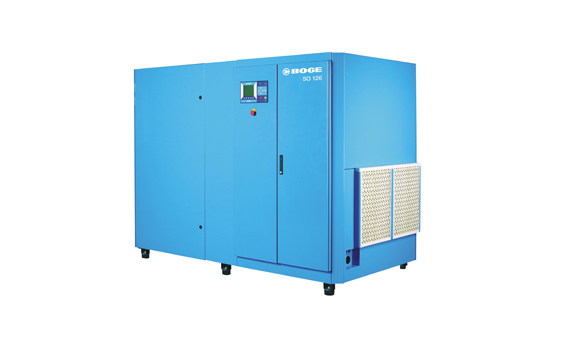 Boge-Screw-Compressor